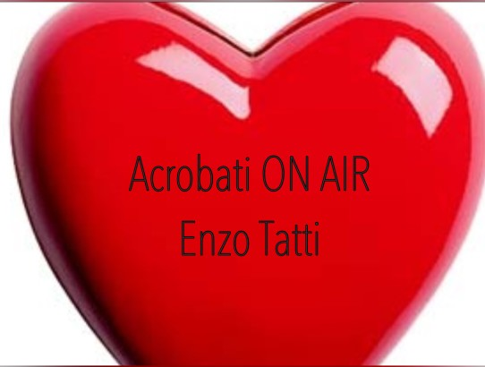 Acrobati ONE LOVE MUSIC.... MIDNIGHT TEA.  ACROBATI ON AIR