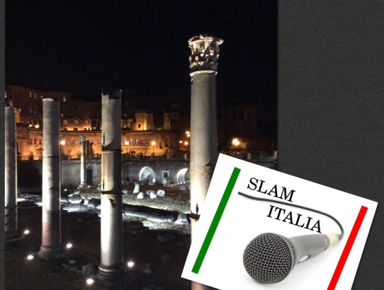 POETRY SLAM A ROMA / BLACK MARKET