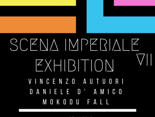 Scena Imperiale EXHIBITION