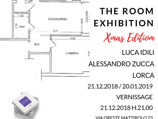 The Room Exhibition - To be Continued -  Xmas Editions