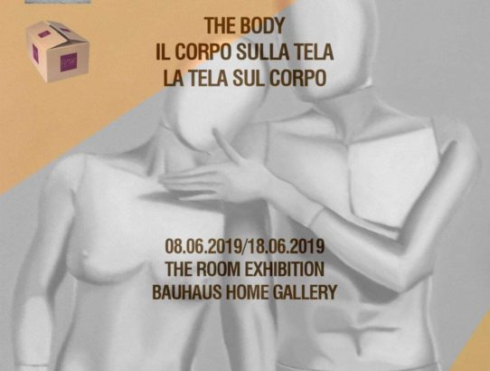 OPEN CALL FOR ARTISTS The Body: il corpo sulla tela, la tela sul corpo The Room Exhibition