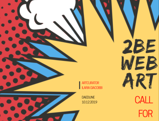2(be)Web Art Competition  I EDIZIONE