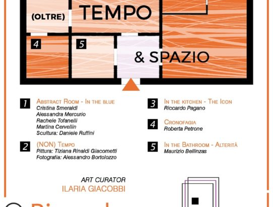 (Oltre) Tempo & Spazio - The Room Exhibition –   Speciale MArte Live '19