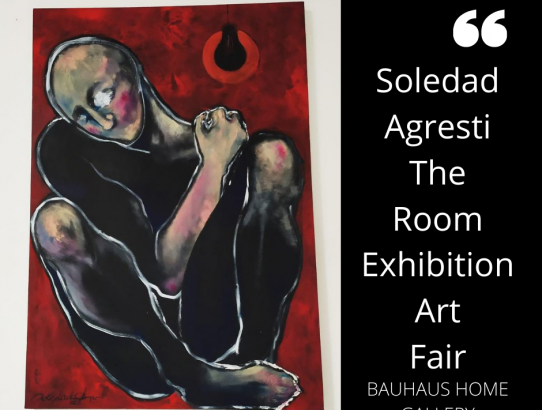 Soledad Agresti: The Room Exhibition Art Fair I Ed. - Parte II