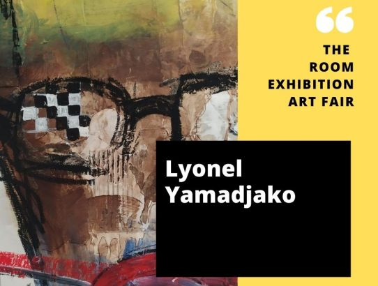 Lionel Yamadjako: The Room Exhibition Art Fair PARTE III