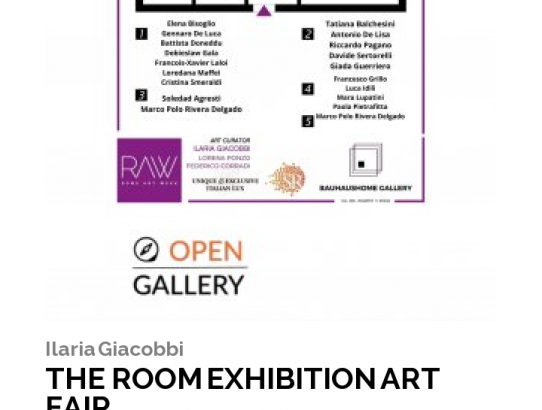 THE ROOM EXHIBITION ART FAIR AUTUMN EDITION